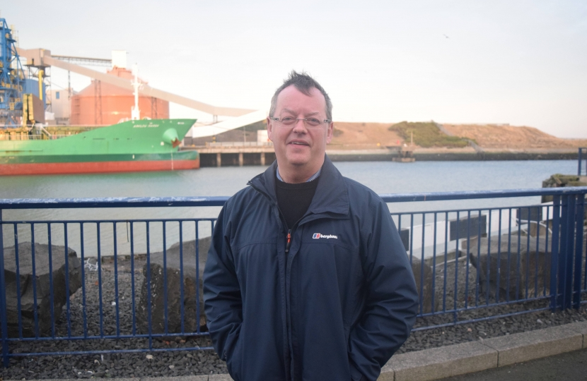 Peter at Blyth
