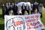 Campaigners and Councillors against the White Elephant